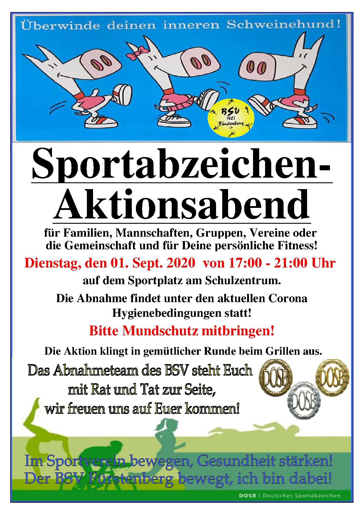 Plakate SpAbzAktionstag Di 01092020